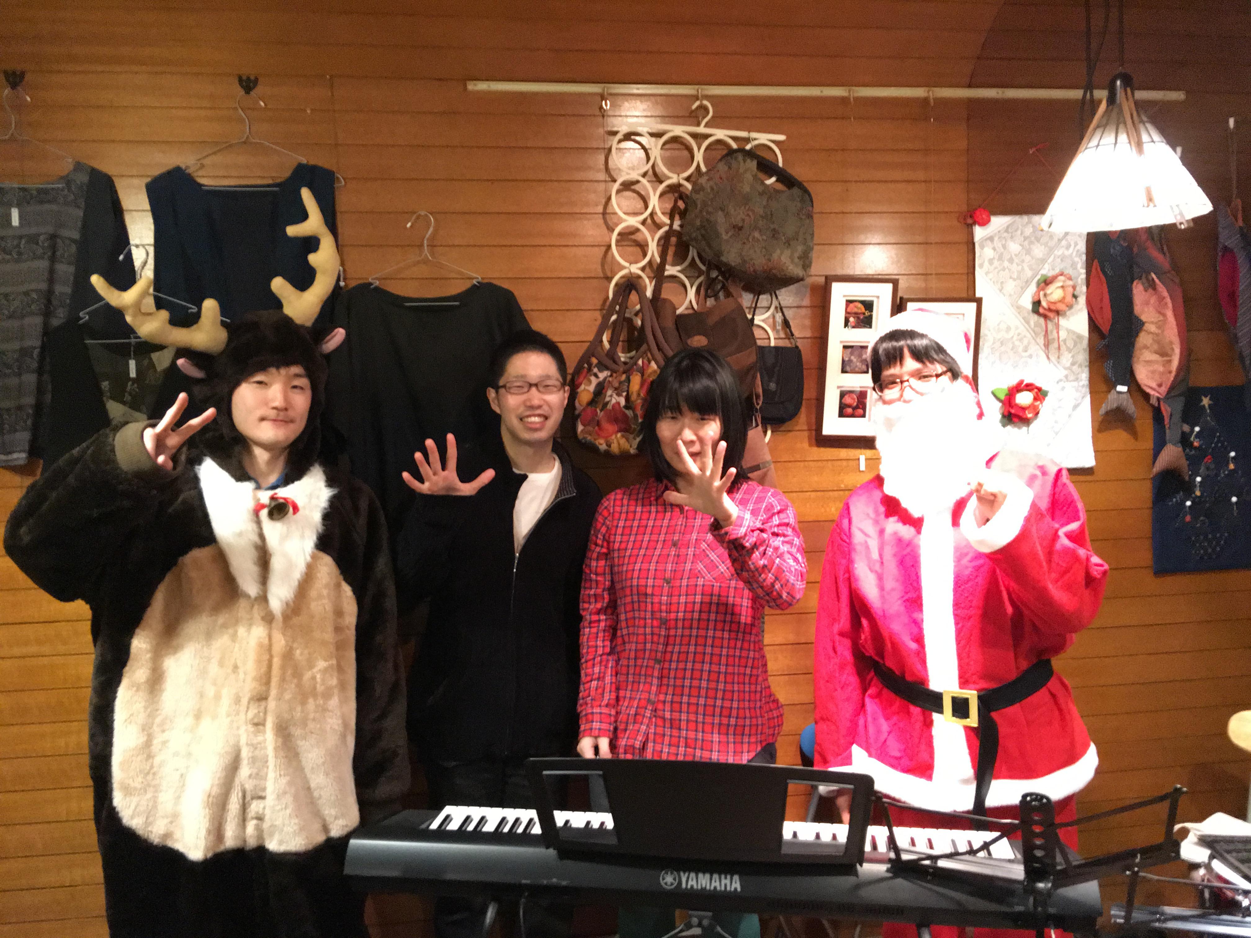 珈琲園 クリスマス